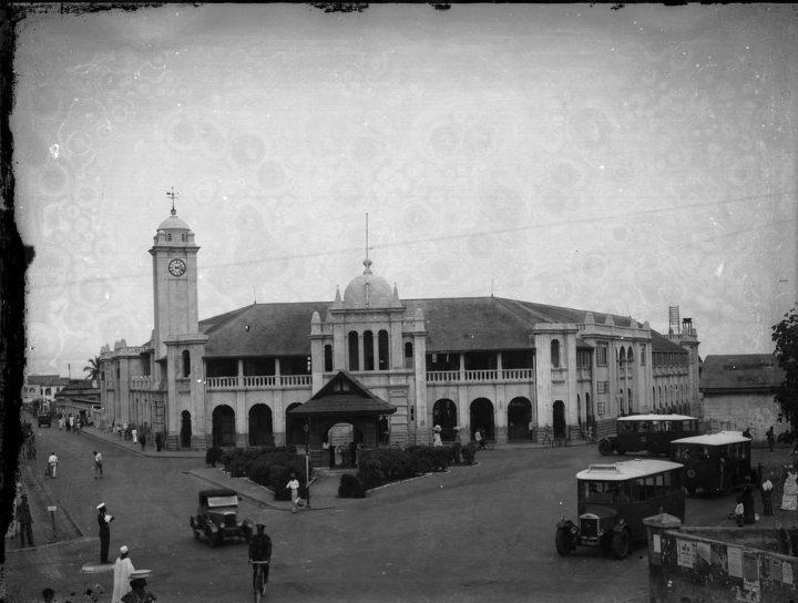 Ghana life pre-independence…